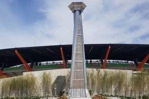 Tháp đuốc SEA Games tốn gần 1 triệu USD ở Philippines gây phẫn nộ