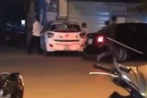 Hải Phòng: Nhóm thanh niên hỗn chiến tại cổng chợ Quán Toan