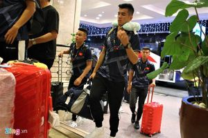U22 Việt Nam ở cùng nơi với đối thủ trực tiếp tại SEA Games