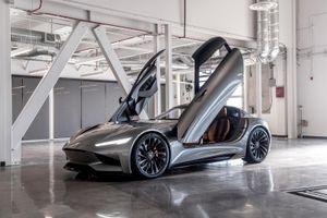 Xe điện mạnh 1.100 mã lực, tăng tốc 0-96 km/h trong 1,9 giây