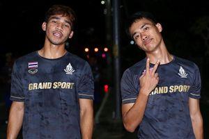 U22 Thái Lan gặp nhiều sự cố trong ngày đầu ở Philippines