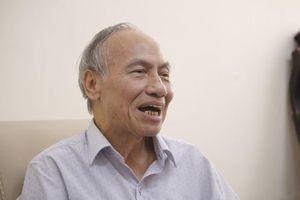 PGS.TS Nguyễn Kế Hào: Chúng tôi muốn làm việc với Bộ trưởng Bộ GD&ĐT về sách giáo khoa bị loại!