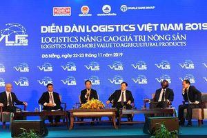 Khơi thông dòng chảy logistic Việt Nam