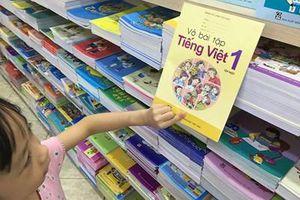 Địa phương tự quyết định việc chọn sách giáo khoa mới lớp 1
