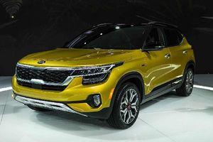Chi tiết Kia Seltos mới, 'đối thủ' Ford EcoSport và Honda HR-V