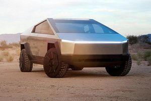 Ngắm Tesla Cybertruck – bán tải chạy điện của tương lai