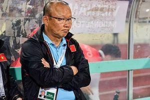HLV Park Hang Seo đã dám chơi lớn, thay vì hài lòng với kết quả hòa trước Thái Lan