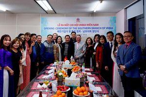Lễ ra mắt Chi hội VKBIA miền Nam Hàn Quốc