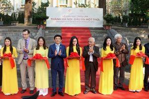 Tư liệu quý 'Thành Hà Nội – Dấu ấn một thời'