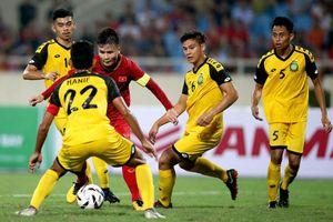 Đối thủ U22 Việt Nam tại SEA Games: U22 Brunei không gì, ngoài tiền