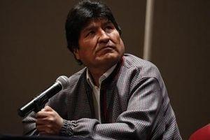 Cựu Tổng thống Bolivia bị cáo buộc 'xúi giục nổi loạn và khủng bố'