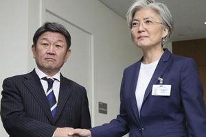 Lãnh đạo Nhật - Hàn sẽ gặp nhau vào cuối năm để phá băng căng thẳng?