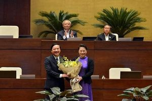 Ngày mai, Quốc hội bầu Chủ nhiệm Ủy ban Pháp luật
