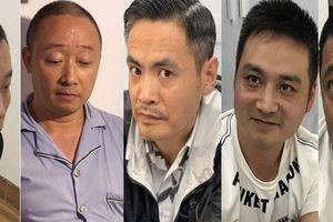 Đà Nẵng: Bắt 5 đối tượng trốn lệnh truy nã từ Trung Quốc
