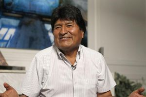 Ông Morales: 'Họ trả 50.000 USD để bắt tôi'