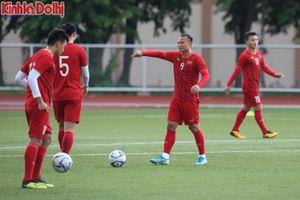 U22 Việt Nam sẵn sàng cho trận đấu mở màn tại SEA Games 30