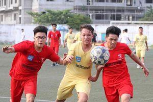 Kết thúc Giải bóng đá học sinh THPT Hà Nội - Báo ANTĐ