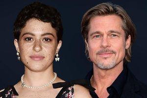 Diễn viên kém 26 tuổi đi chơi cùng Brad Pitt