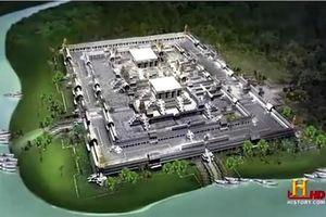 Giải mật thành phố cổ bị chôn vùi ngoài khơi Ấn Độ