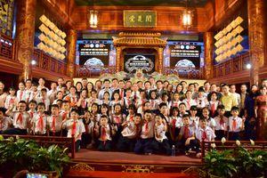 Giáo dục di sản văn hóa Huế sẽ hun đúc tình yêu quê hương
