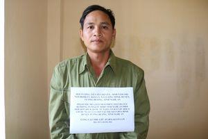BĐBP Nghệ An bắt đối tượng mua bán trái phép 3kg ma túy đá