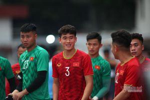 Lo tắc đường, U22 Việt Nam thuê thêm khách sạn chiến SEA Games