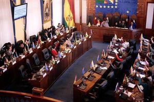 Bolivia: Thông qua dự luật, mở đường bầu cử lại