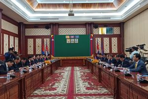 Bộ Công an Việt Nam tăng cường hợp tác với Bộ Nội vụ Campuchia