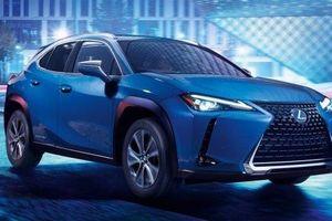 Lộ diện chiếc xe chạy điện hoàn toàn đầu tiên của Lexus: UX 300e