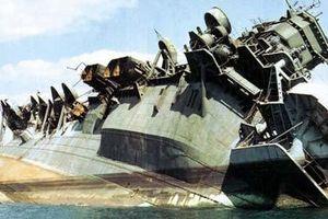 Tù binh da đen đánh chìm tàu Đức bằng một hộp sữa