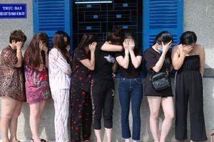 22 'nam thanh nữ tú' thuê biệt thự ở TP Vũng Tàu mở tiệc ma túy