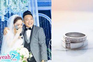 Bảo Thy lần đầu khoe nhẫn cưới đính kim cương nhìn qua đã biết đắt tiền