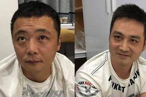 Bắt 5 người Trung Quốc trốn truy nã đặc biệt tại Đà Nẵng