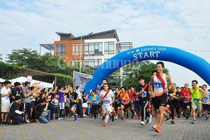 Giải chạy Ekiden - 'Nhật Bản trong lòng Việt Nam'