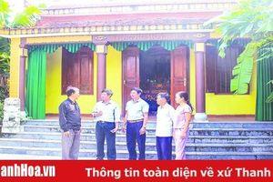 Hiệu quả phong trào xây dựng gia đình, dòng họ học tập ở huyện Đông Sơn