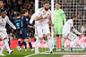 Real 3-1 Sociedad: Thắng lợi của Modric