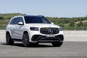 Khám phá Mercedes GLS 63 2020 vừa ra mắt
