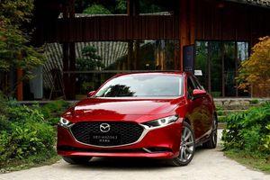 Trung Quốc bất ngờ chọn Mazda 3 2020 là ôtô của năm