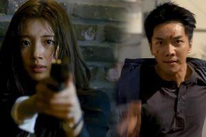 Bom tấn hành động của Suzy, Lee Seung Gi khiến khán giả hoang mang