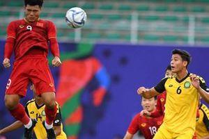 U22 Việt Nam đè bẹp U22 Brunei với tỷ số 6-0