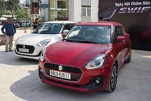 Suzuki Swift tại Việt Nam giảm 60 triệu đồng kéo doanh số