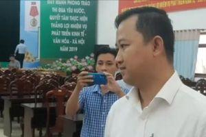 Cần rà soát báo cáo của xã Tân Quý Tây về thời điểm hình thành Gia Trang Quán - Tràm Chim Resort