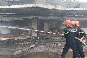 Cam kết trả đủ lương, thưởng cho công nhân sau vụ cháy Công ty May Nhà Bè - Sóc Trăng