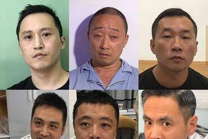 Công an Đà Nẵng bắt nhiều đối tượng người Trung Quốc trốn truy nã