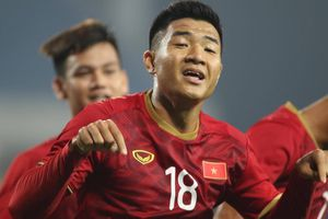 Mục kích bàn thắng đầu tiên của U22 Việt Nam ở SEA Games 30