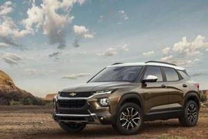 'Cận cảnh' Chevrolet Trailblazer 2021 vừa ra mắt giá hơn 400 triệu đồng