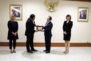 Đoàn Kiểm toán nhà nước Việt Nam thăm và làm việc tại Indonesia