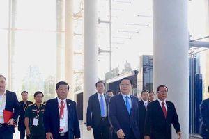 Phó Thủ tướng: 'Tỉnh Bình Dương cần phát triển tốt nguồn nhân lực công nghệ cao'
