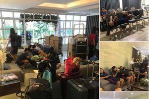 Cầu thủ Philippines 'tố' BTC SEA Games 30 đối xử tệ bạc