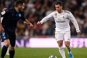 Hazard gạch tên Ronaldo và Messi trong cuộc bầu chọn Quả bóng Vàng